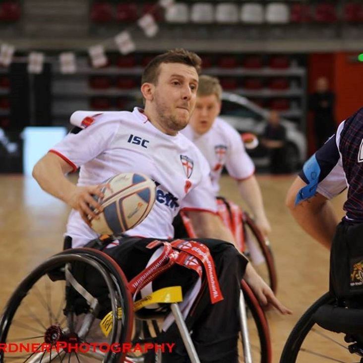 WARRIORS  IN  WHEELCHAIR  RL  EUROPEAN  CHAMPIONSHIP<