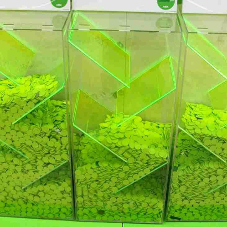 ASDA  -  GREEN  TOKENS