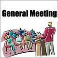 Notice of Spring General Meeting