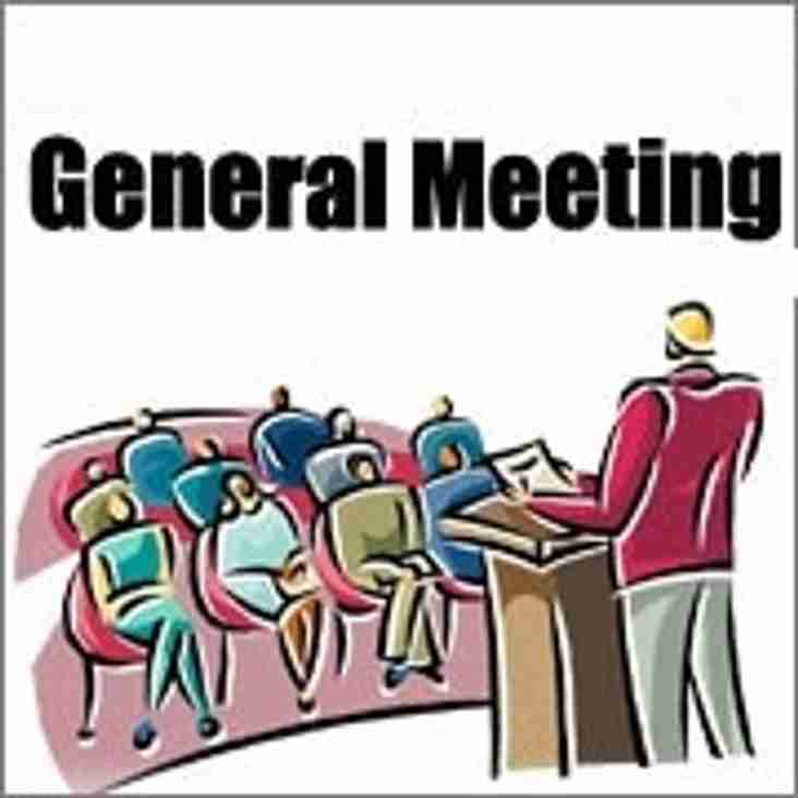 NOTICE TO MEMBERS - Annual General Meeting