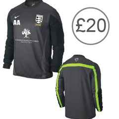 Tooting Bec Nike 10th anniversary Squad 14/15 Top