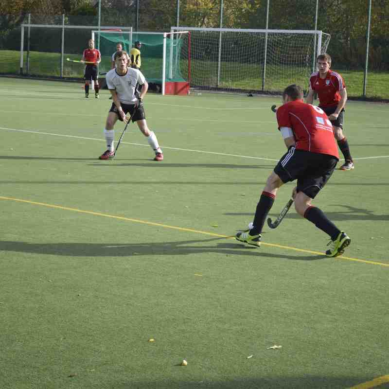 Men's 1s Vs Alderley Edge 18/10/14