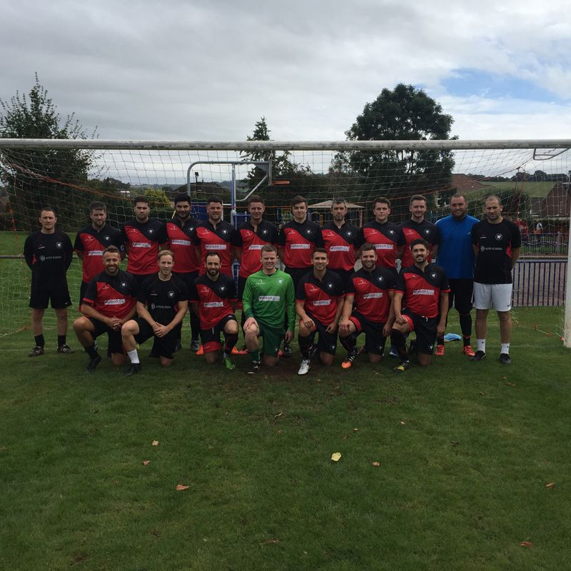Long Ashton FC 1 - 1 Castle Carey