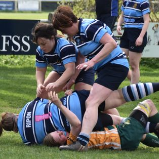 Ripon Bluebelles v Northallerton Ladies