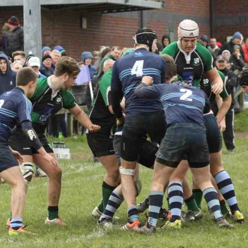 Colts National Plate Semi v Chichester