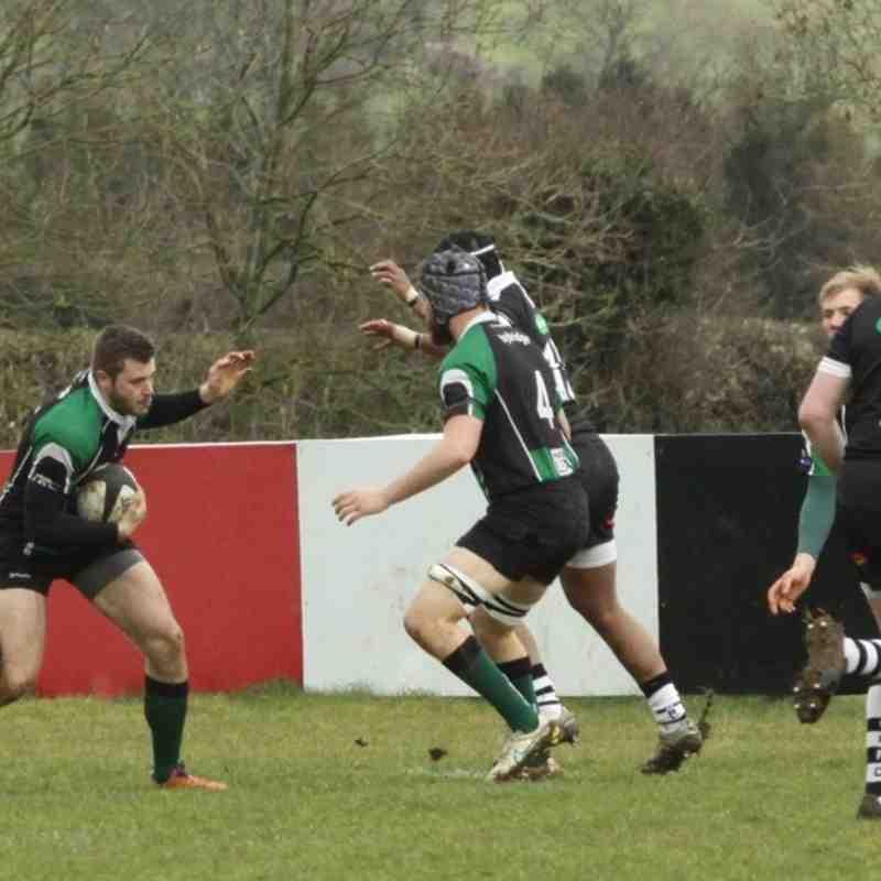 Chippenham v Ivy 1st XV