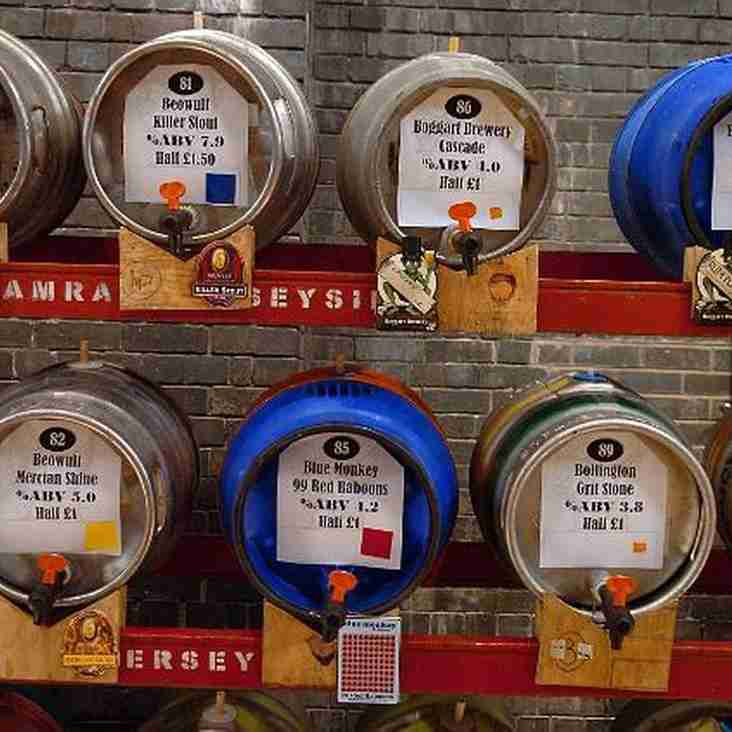 Morley Beer Festival - 25/26/27th March 2016