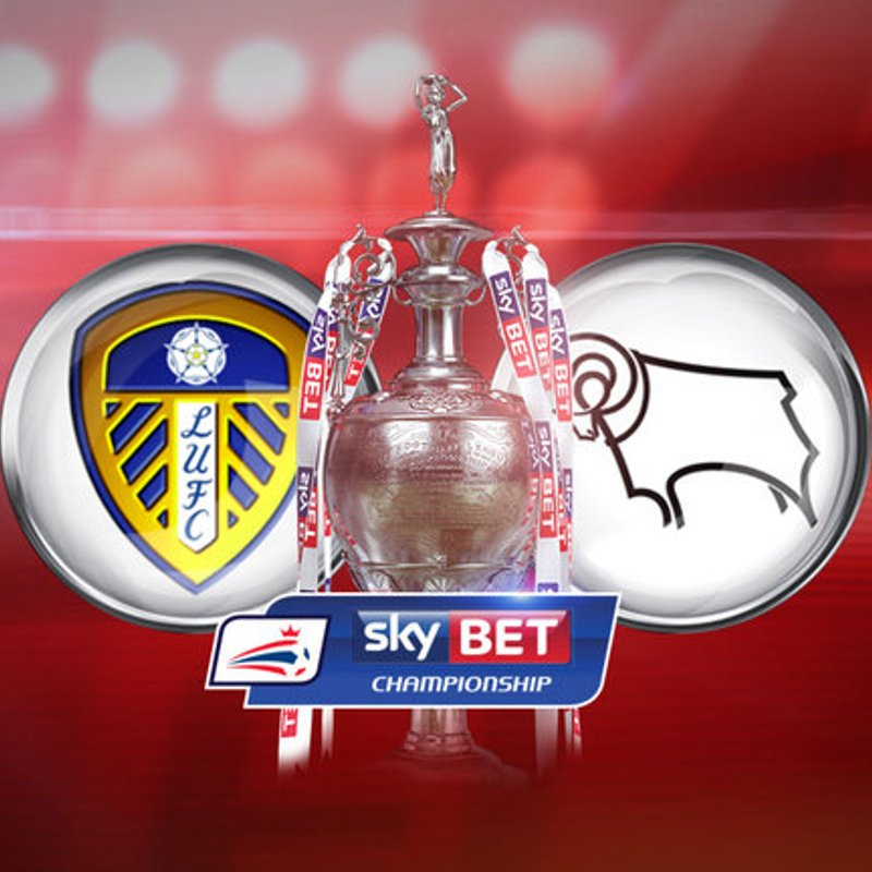 Leeds United vs Derby County