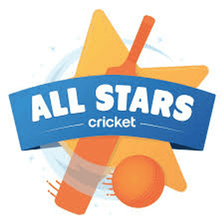 All Stars Cricket continues tonight at 6pm......