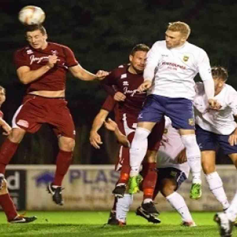 Yate Town vs Paulton Rovers