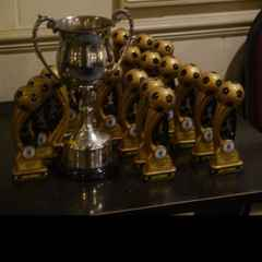 Yate Town U18's Treble Winners