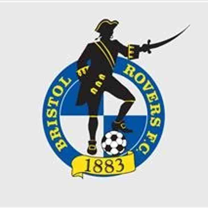 Bristol Rovers in Pre-Season
