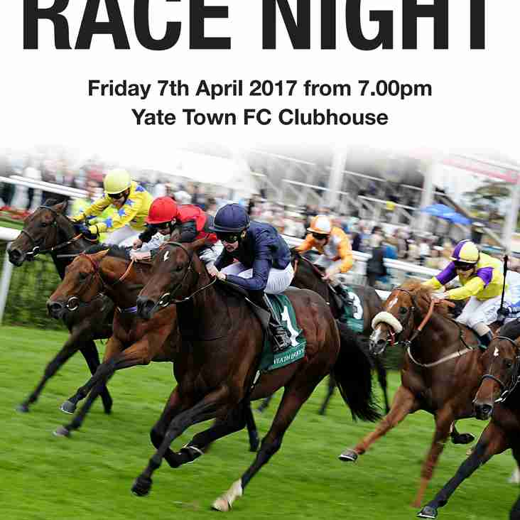 Race Night - Grand National Eve