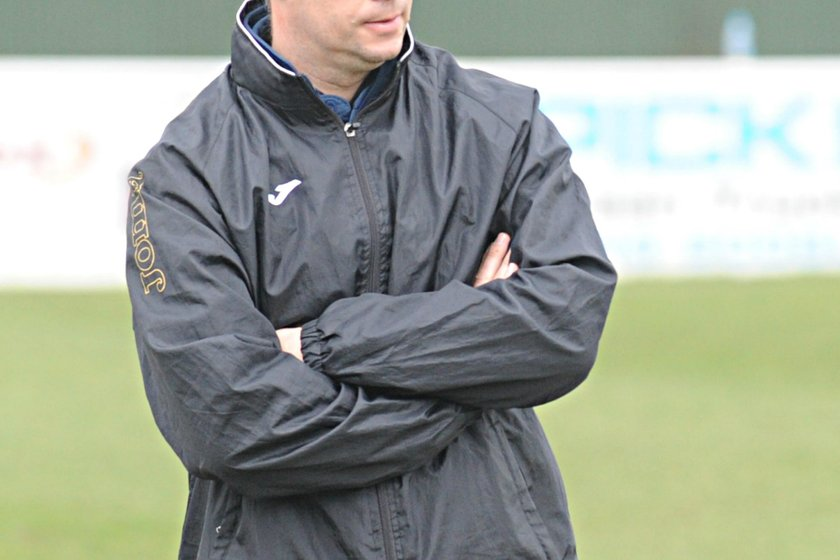 1st Team Coach Appointed