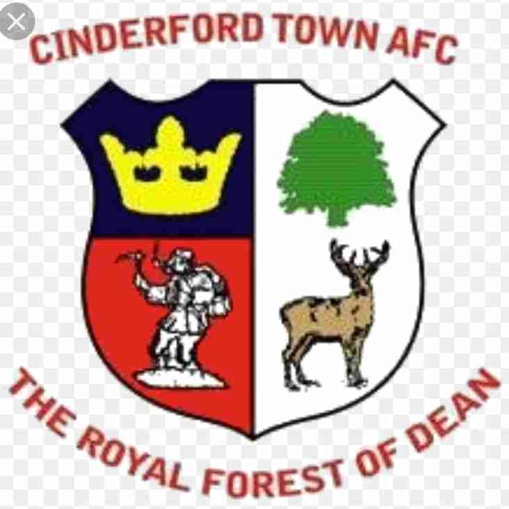 REPORT: Yate Town 1-1 Cinderford Town