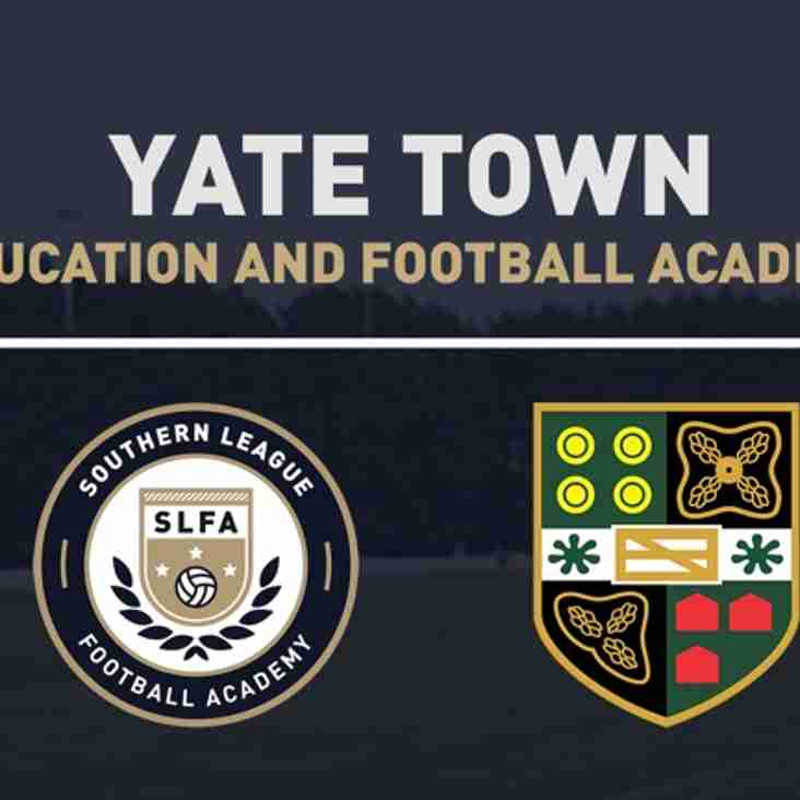 Yate Town Education & Football Academy