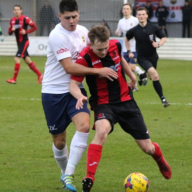 PREVIEW: Slimbridge v Yate Town<