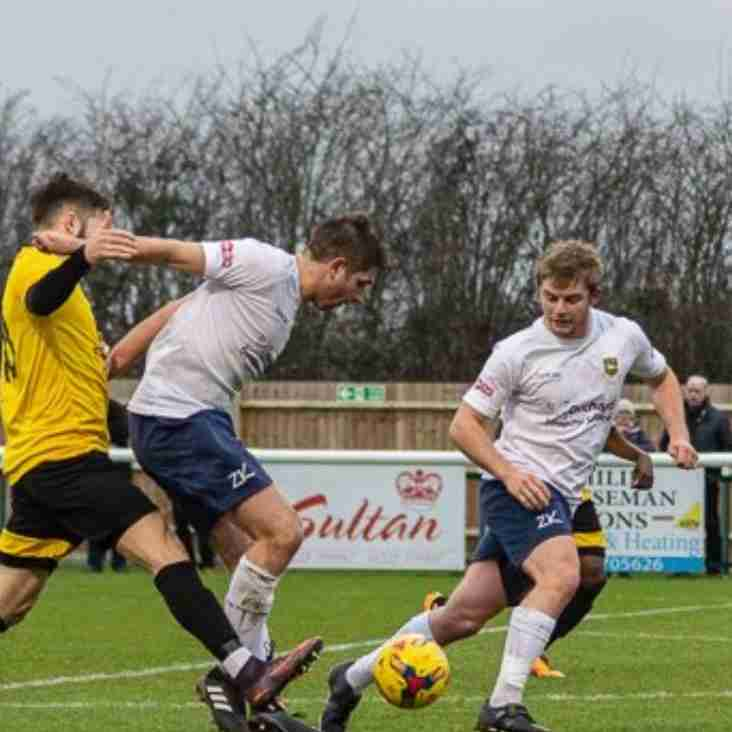 PREVIEW: Yate Town v Street