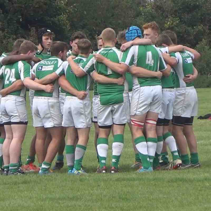 2015/16 Colts v Guildfordians 0 - 25 13/09/15