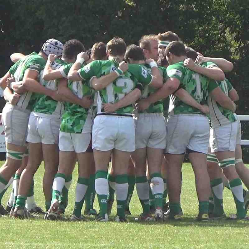 1st XV v Old Colfeians 29 - 13 26/09/15