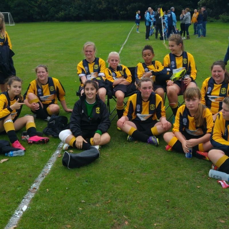 Tornadoes draw 2-2 away to Tilehurst Panthers