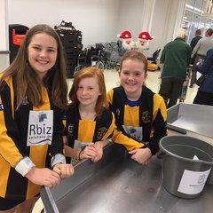 Tornadoes Girls Bag pack at Sainsburys Dec 2016
