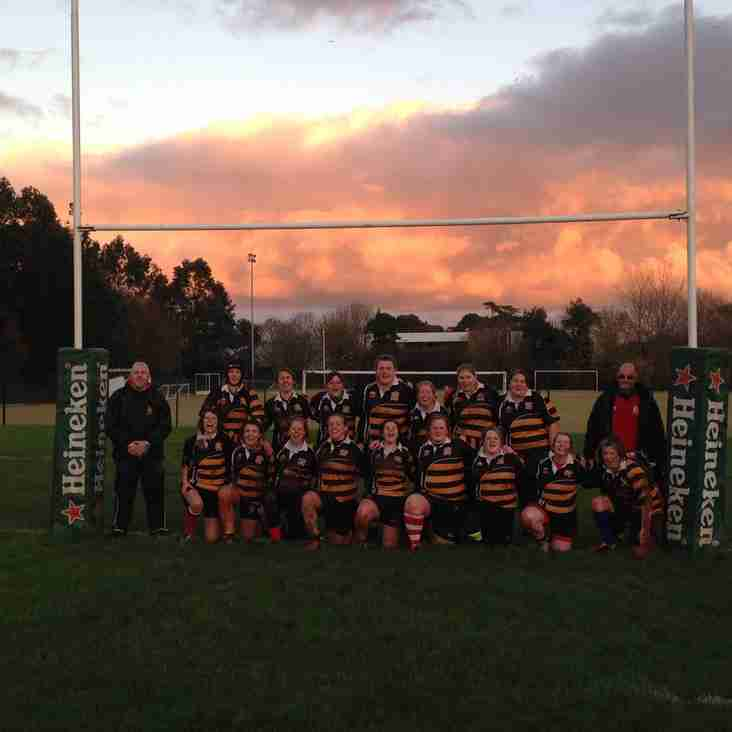 Angels' great day out at Plymstock Oaks 10s festival