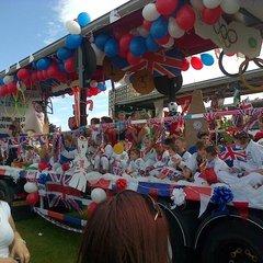 Barking & Dagenham carnival - winners
