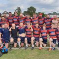 The 3rd XV kick off super Saturday in emphatic style...