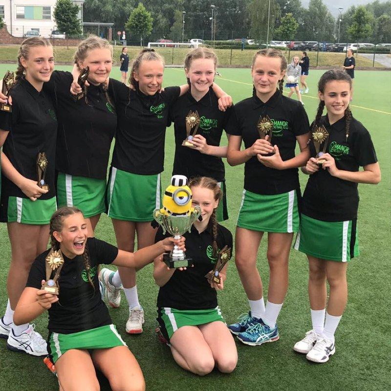 U13 Butlins Winners