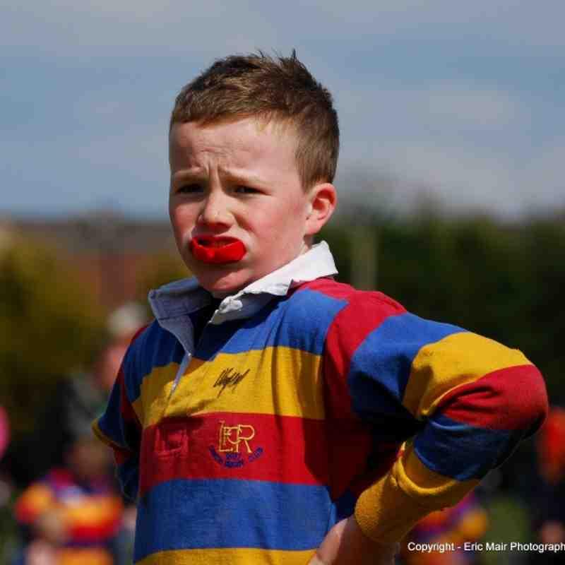 Lenzie @ Allan Glens Rugby Festival Apr 2012
