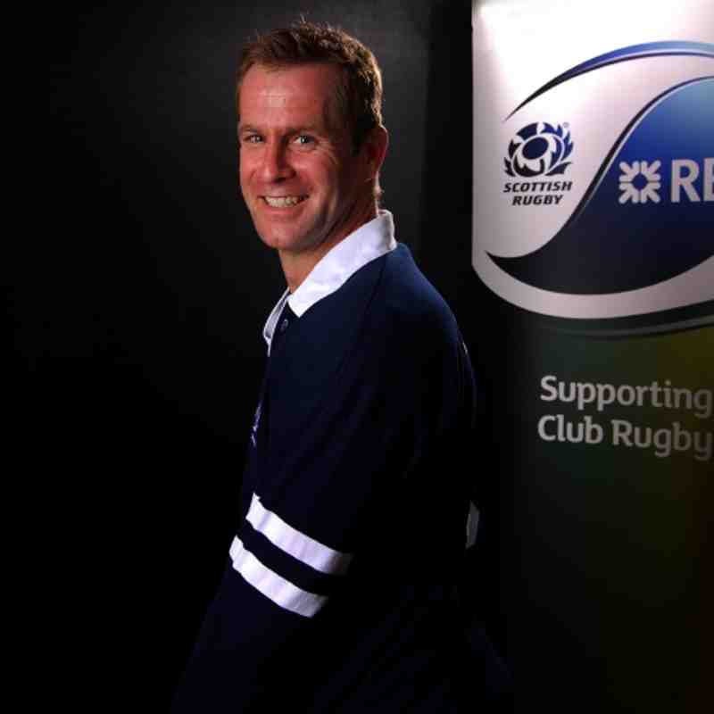RugbyForce Chris Paterson & John Barclay Aug12