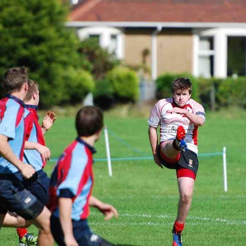 Allan Glen's U18-v-Kilmarnock Sep13