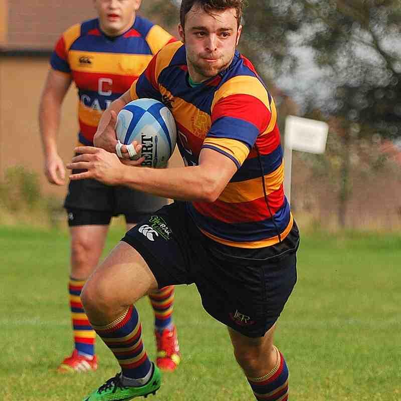 Paisley Rugby Club: Lenzie Rugby Club