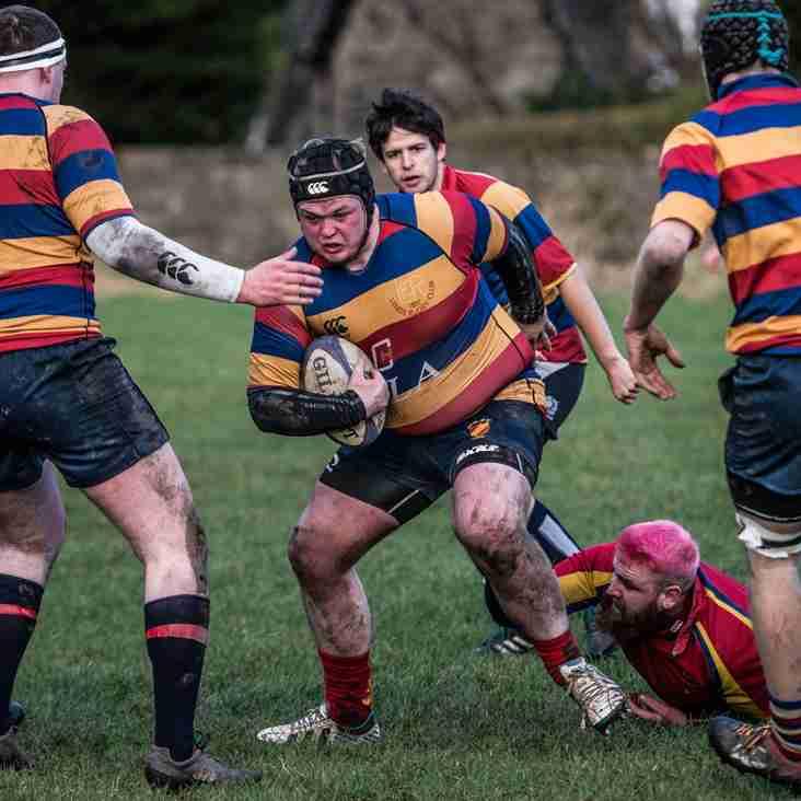 Lenzie Rugby Club Dinner