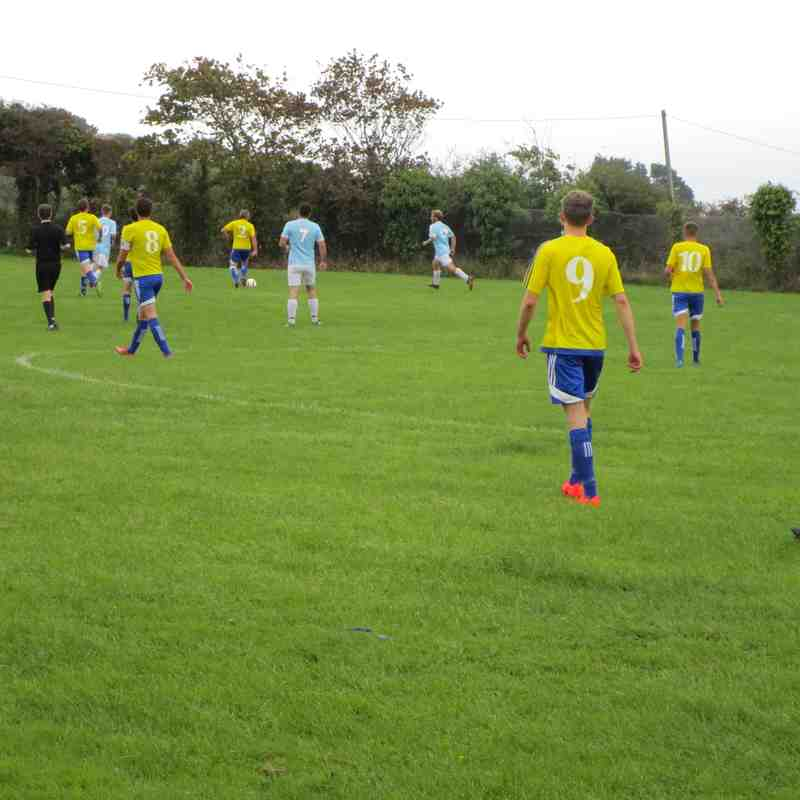 St Minver 2nds v Gorran - Sat 24 Sep 2016