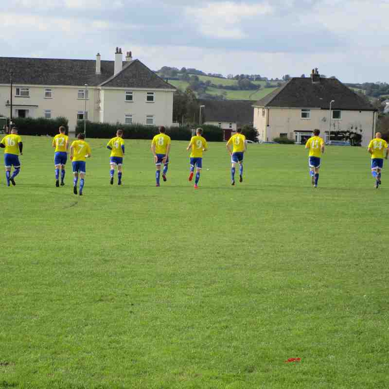 St Minver 2nds v Saltash United Res - Sat  8 Oct 2016