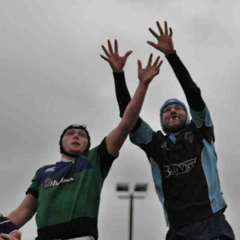 Ballymoney 1st XV Back to Winning Ways