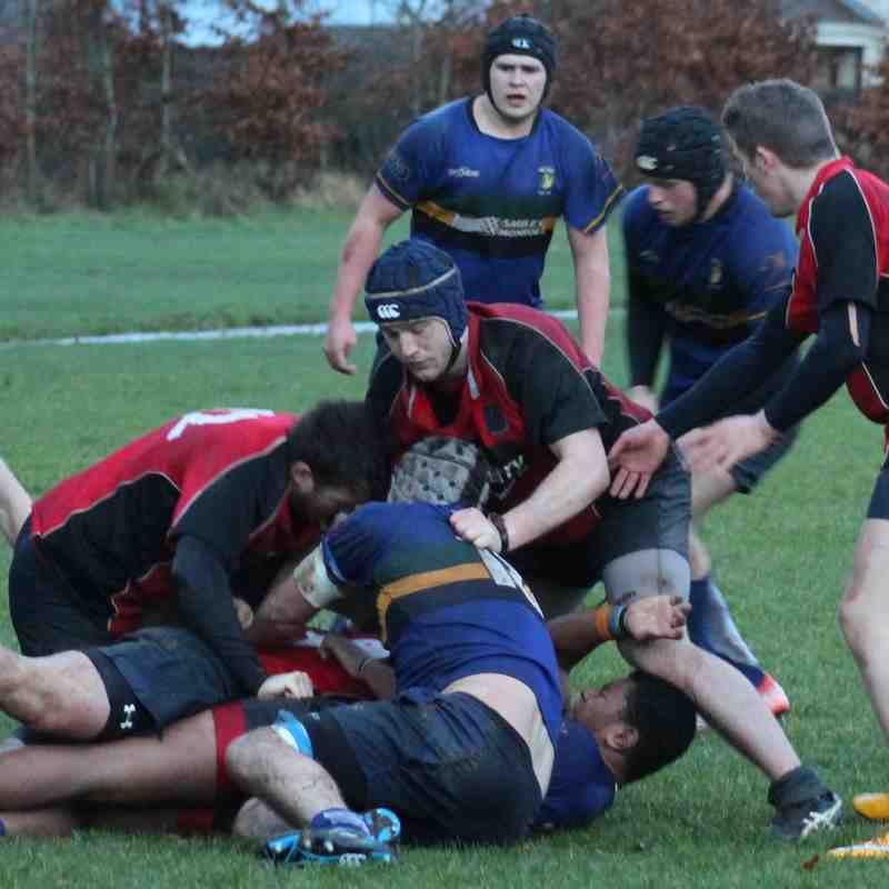 Superb Win for Ballymoney RFC 1st XV v Lisburn