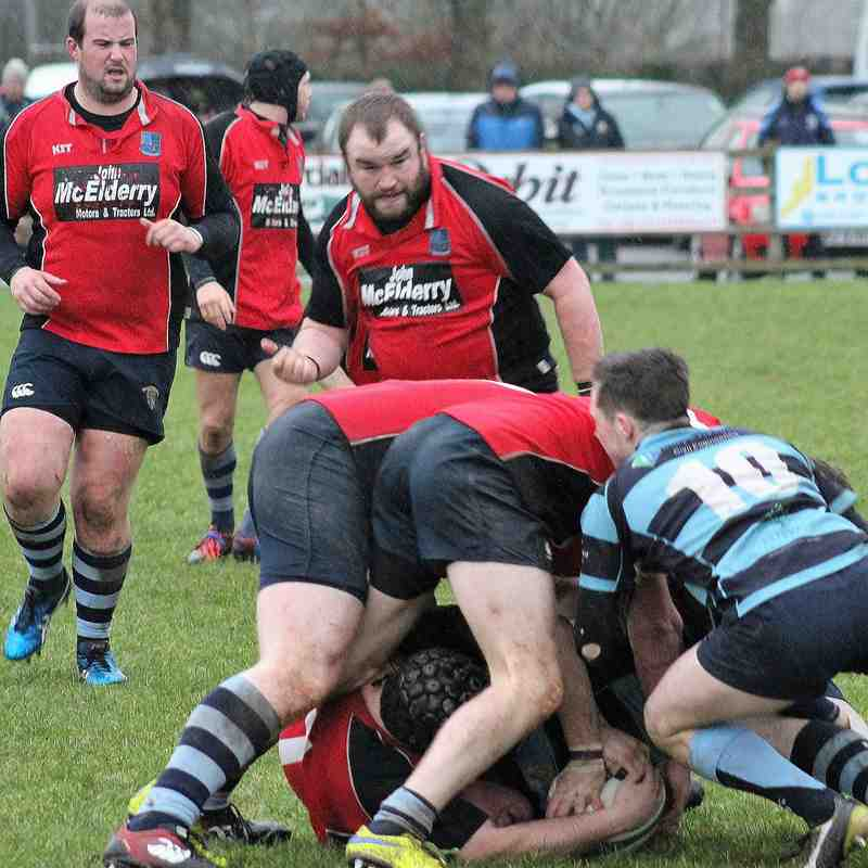 Ist XV Progress to Quarter Finals of Town's Cup
