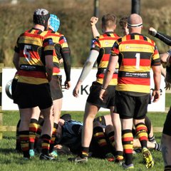 Ballymoney RFC 1st XV v Lurgan RFC 1st XV, KQ2, Sat 9 March 2019