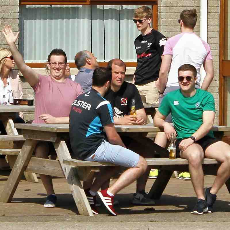 Ballymoney RFC host Ulster Rugby U20s Tournament, Easter Monday,   Ballymoney RFC, 22 April 2019. Photos by Uel McDowell