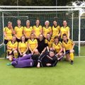 Ladies Second XI beat Broxbourne 2 4 - 3