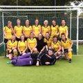 Ladies Second XI beat Stevenage 2 1 - 0