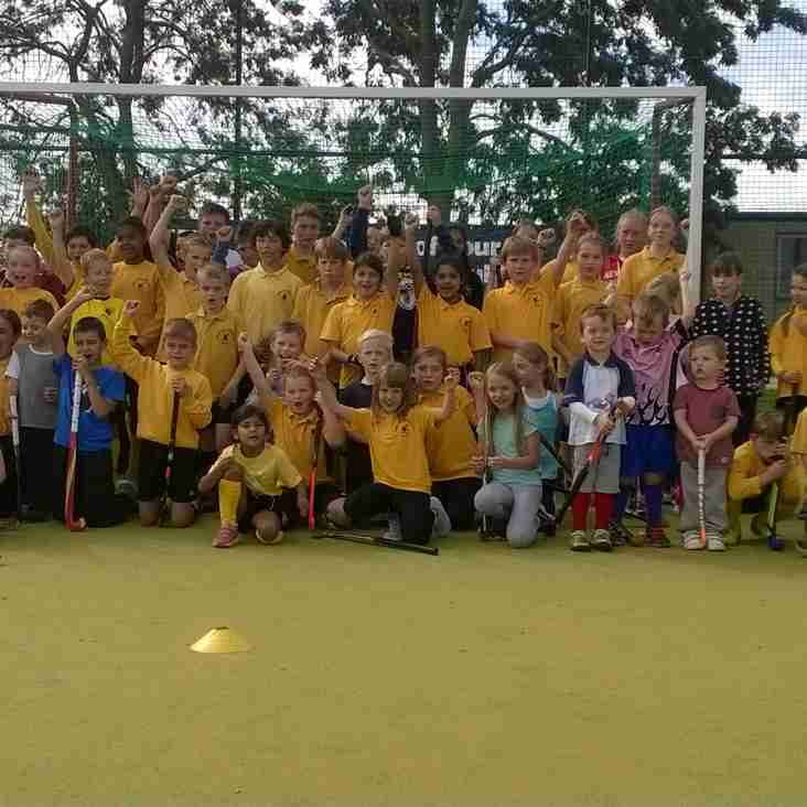 LBHC Open day Junior Section