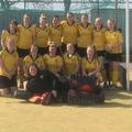 Ladies Second XI beat Chiltern 1 5 - 0