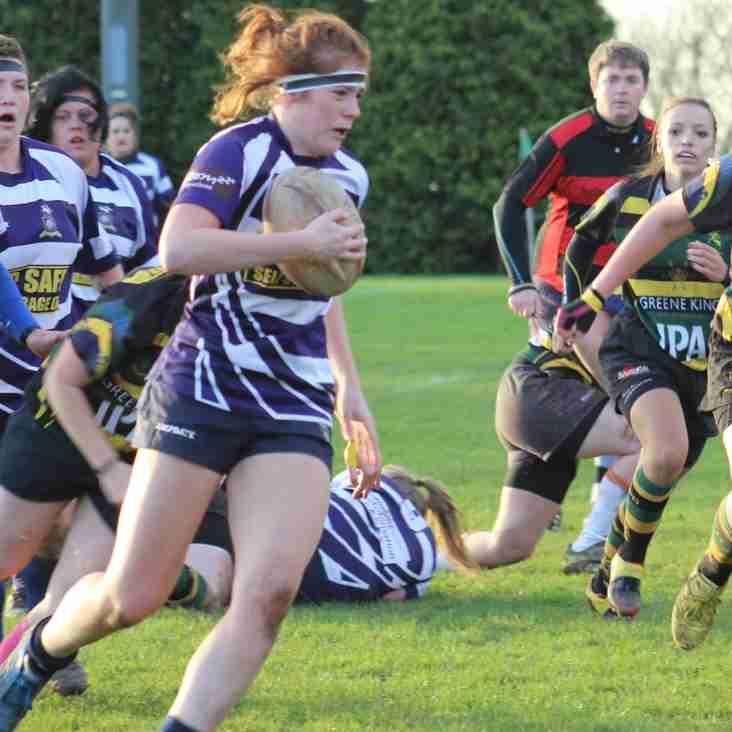 Ladies team v Doncaster
