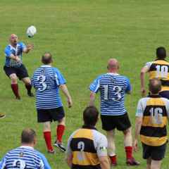 Halifax RUFC Magpies return to action