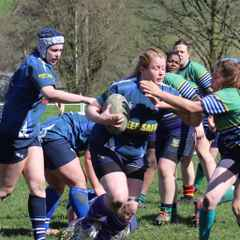 Halifax Ladies vs Ormskirk April 2016