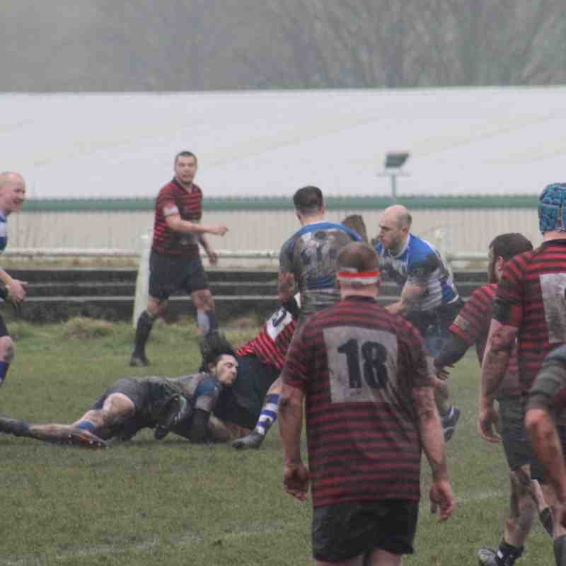 HRUFC 1st vs York RI